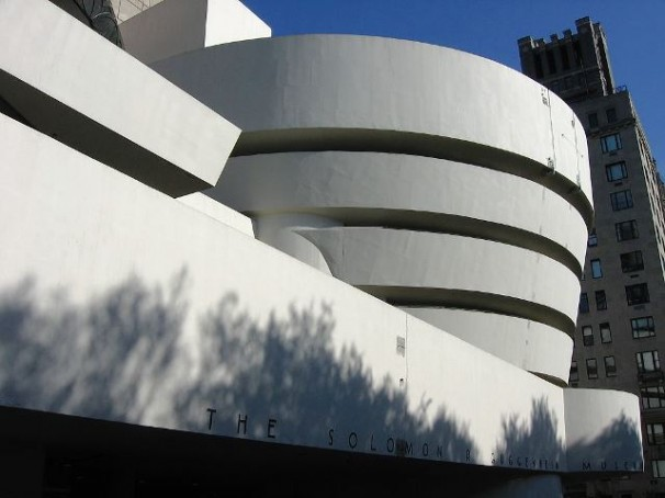 Guggenheim Museum – New York