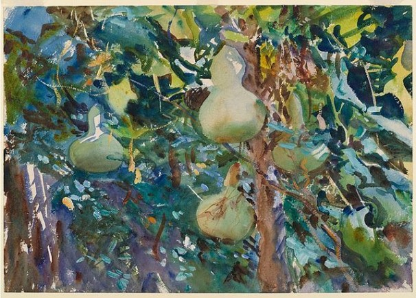 John Singer Sargent Watercolors at the Brooklyn Museum – New York