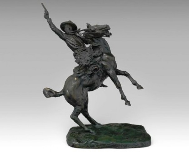 The American West in Bronze at the Metropolitan Museum – New York