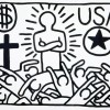 Keith Haring: The Political Line at the de Young Museum – San Francisco