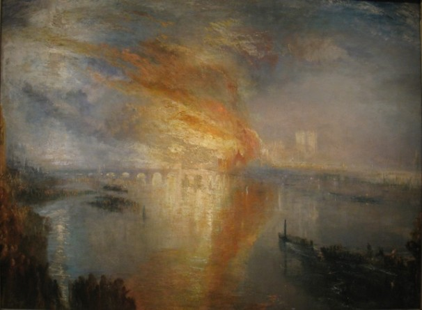J.M.W. Turner at the de Young Museum – San Francisco