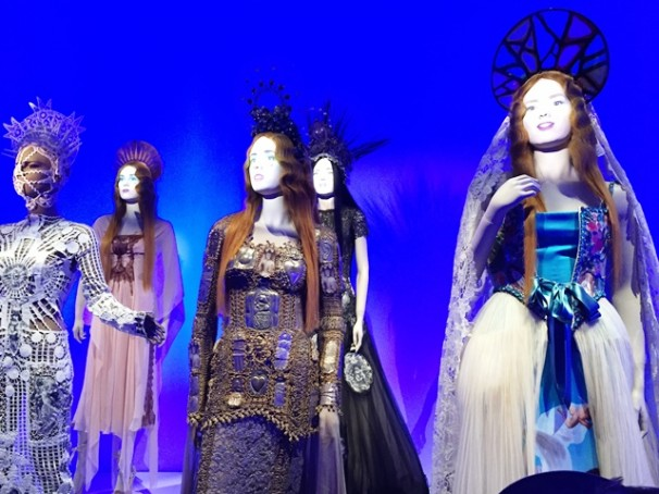The Fashion World of Jean Paul Gaultier at the Grand Palais – Paris