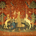 """Taste"" (""Unicorn and the Lady Tapestry"") - 1485"