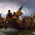 "Washington Crossing the Delaware"" (1851) - Emanuel Leutze"
