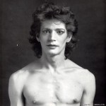 """Self Portrait"" (1980) - Mapplethorpe"