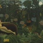 """The Dream"" (1910) - Rousseau"