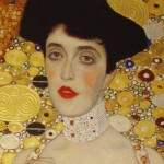 """Portrait of Adele Bloch-Bauer I"" (1907) - Klimt"