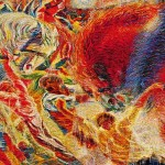 """The City Rises"" (1910) - Boccioni"