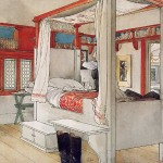 Carl Larsson Daddy S Room