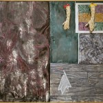 """Perilous Night"" (1982) – Jasper Johns"