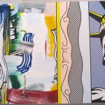 """Painting with Statue of Liberty"" (1983) – Roy Lichtenstein"