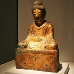 """Seated Buddha"" (338) - China"