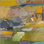 """Berkeley #57"" (1955) - Richard Diebenkorn"