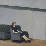 """Intermission"" (1963) - Edward Hopper"