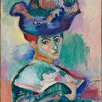 """Woman with a Hat"" (1905) - Henri Matisse"